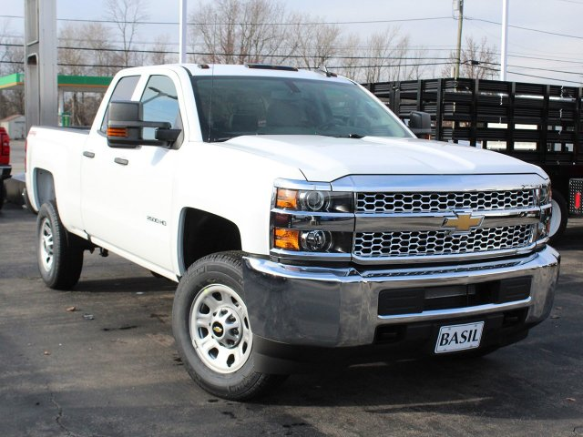 2019 Silverado 2500 Double Cab 4x4,  Pickup #19C107T - photo 10