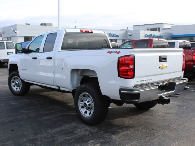 2019 Silverado 2500 Double Cab 4x4,  Pickup #19C107T - photo 8