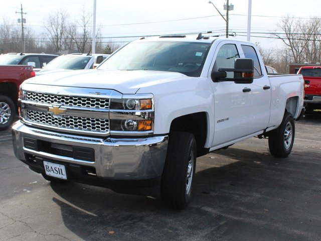 2019 Silverado 2500 Double Cab 4x4,  Pickup #19C107T - photo 9