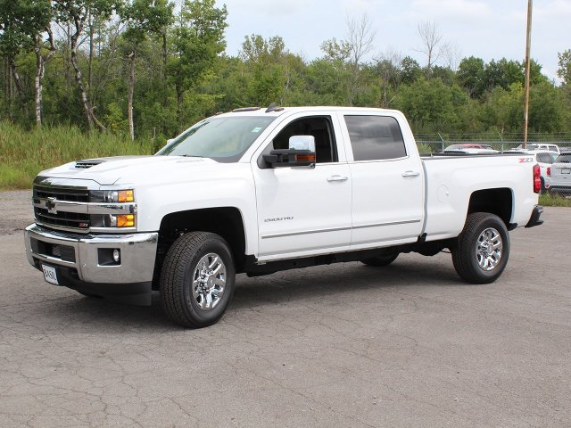 2019 Silverado 2500 Crew Cab 4x4,  Pickup #19C11T - photo 3