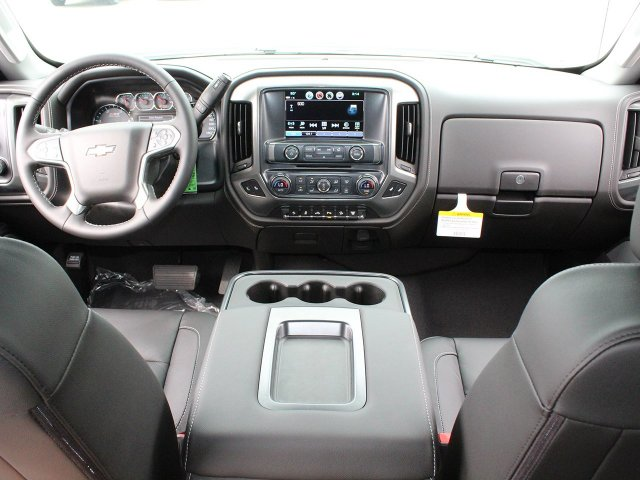 2019 Silverado 2500 Crew Cab 4x4,  Pickup #19C11T - photo 23