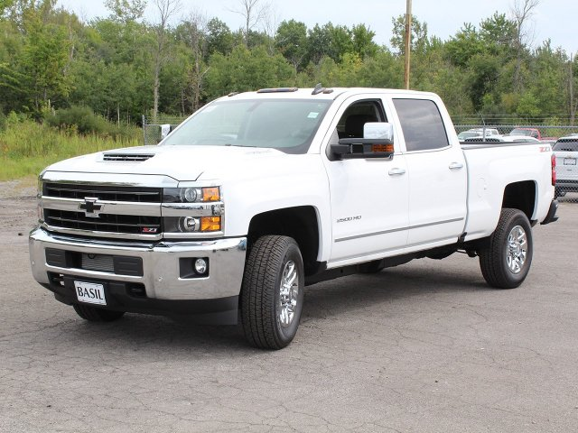 2019 Silverado 2500 Crew Cab 4x4,  Pickup #19C11T - photo 9
