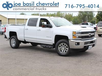 2019 Silverado 2500 Crew Cab 4x4,  Pickup #19C11T - photo 1