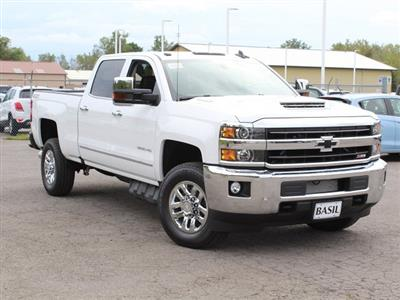 2019 Silverado 2500 Crew Cab 4x4,  Pickup #19C11T - photo 10