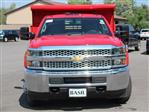 2019 Silverado 3500 Regular Cab DRW 4x4,  Air-Flo Pro-Class Dump Body #19C12T - photo 5
