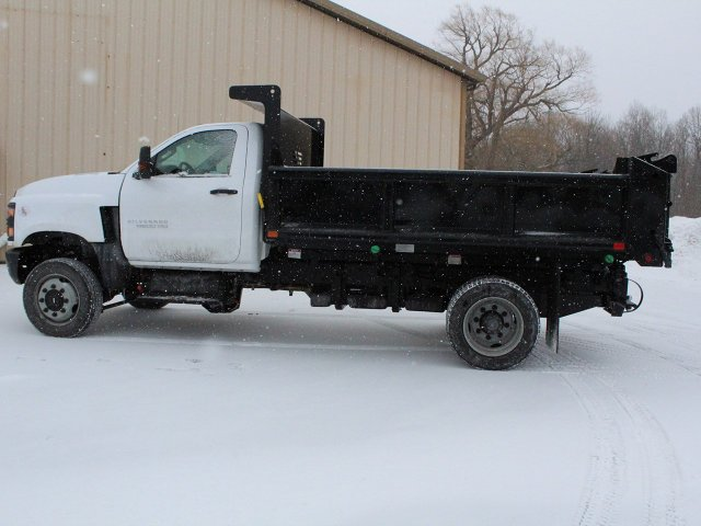 2019 Silverado Medium Duty 4x4,  Cab Chassis #19C135T - photo 4