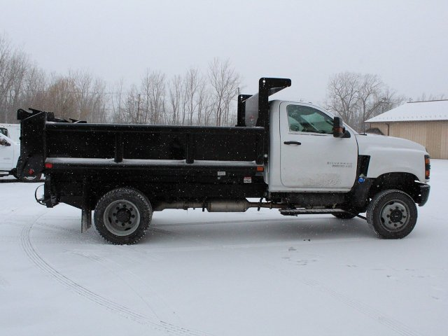 2019 Silverado Medium Duty 4x4,  Cab Chassis #19C135T - photo 7