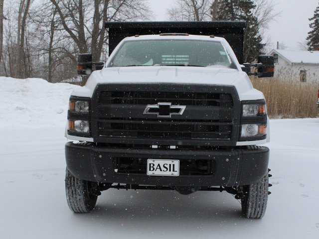 2019 Silverado Medium Duty 4x4,  Cab Chassis #19C135T - photo 8