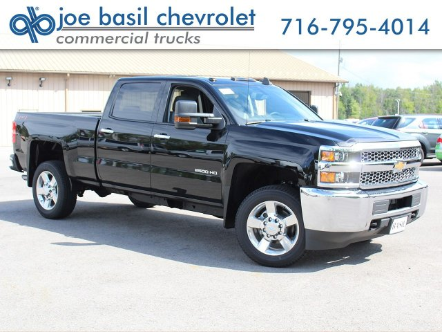 2019 Silverado 2500 Crew Cab 4x4,  Pickup #19C26T - photo 1