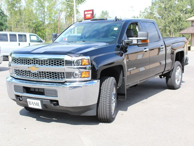 2019 Silverado 2500 Crew Cab 4x4,  Pickup #19C26T - photo 10
