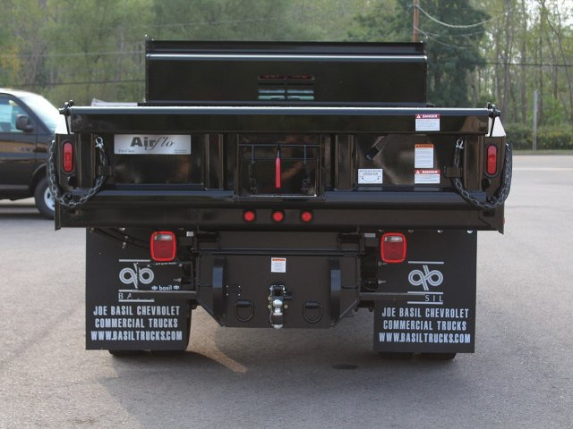 2019 Silverado 3500 Regular Cab DRW 4x4,  Air-Flo Dump Body #19C27T - photo 6