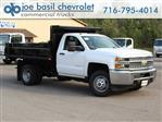 2019 Silverado 3500 Regular Cab DRW 4x4,  Air-Flo Dump Body #19C27T - photo 1