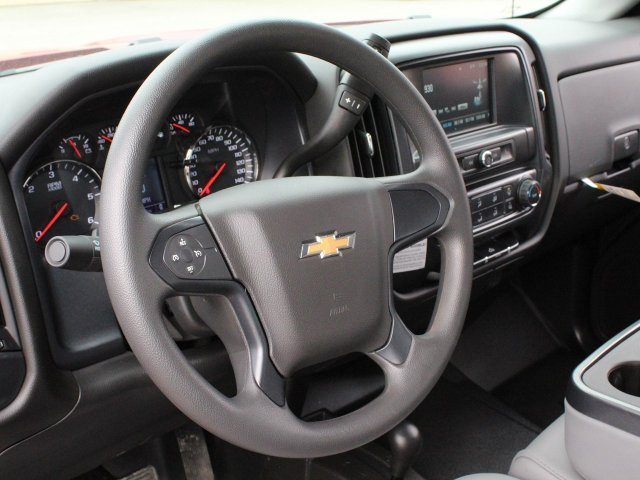 2019 Silverado 3500 Crew Cab DRW 4x4,  Reading Service Body #19C28T - photo 20