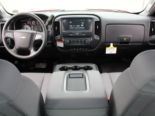 2019 Silverado 3500 Crew Cab DRW 4x4,  Reading Service Body #19C28T - photo 24