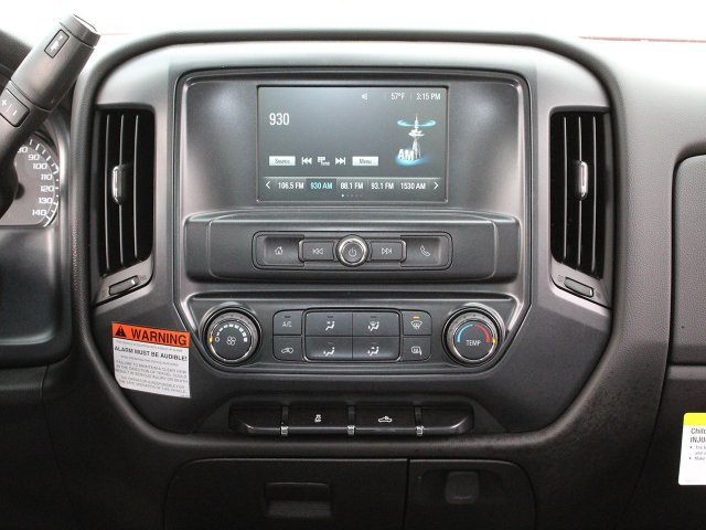 2019 Silverado 3500 Crew Cab DRW 4x4,  Reading Service Body #19C28T - photo 25