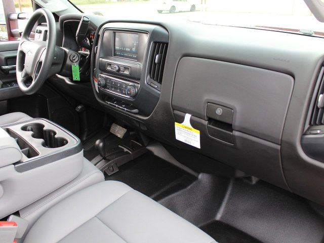 2019 Silverado 3500 Crew Cab DRW 4x4,  Reading Service Body #19C28T - photo 33