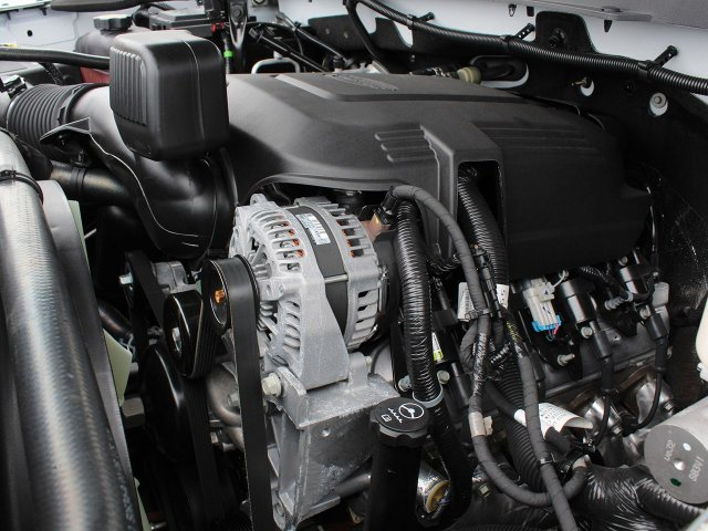 2019 Silverado 3500 Regular Cab DRW 4x4,  Reading Service Body #19C34T - photo 20