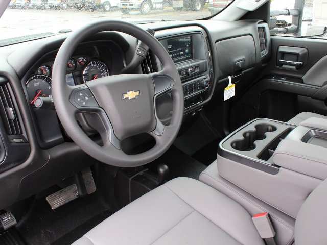 2019 Silverado 3500 Regular Cab DRW 4x4,  Reading Service Body #19C34T - photo 25