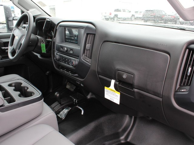 2019 Silverado 3500 Regular Cab DRW 4x4,  Reading Service Body #19C34T - photo 34