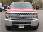 2019 Silverado 3500 Crew Cab DRW 4x4,  Commercial Truck & Van Equipment Gooseneck Platform Body #19C35T - photo 5