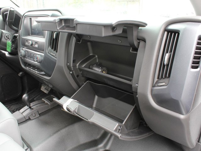 2019 Silverado 3500 Regular Cab DRW 4x4,  Reading Stake Bed #19C37T - photo 38
