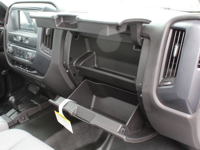 2019 Silverado 3500 Regular Cab DRW 4x4,  Rugby Stake Bed #19C39T - photo 29