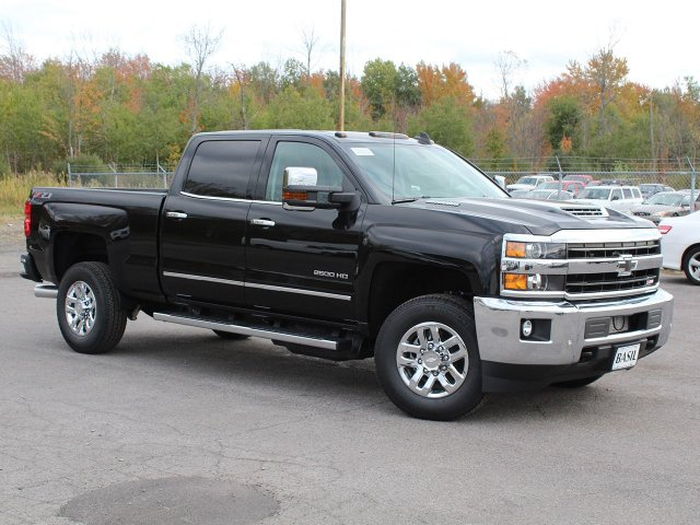 2019 Silverado 2500 Crew Cab 4x4,  Pickup #19C50T - photo 31