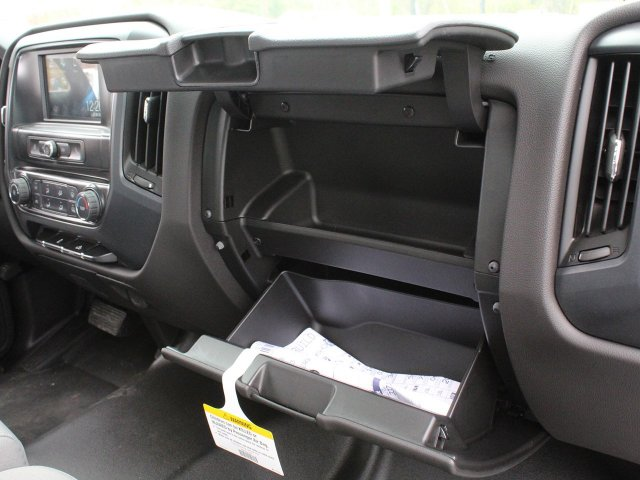 2019 Silverado 3500 Regular Cab DRW 4x4,  Air-Flo Pro-Class Dump Body #19C52T - photo 24