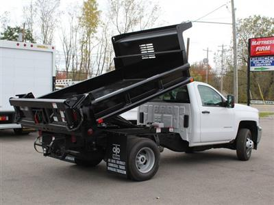 2019 Silverado 3500 Regular Cab DRW 4x4,  Air-Flo Pro-Class Dump Body #19C52T - photo 15