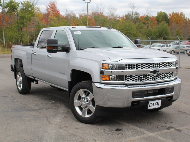 2019 Silverado 2500 Crew Cab 4x4,  Pickup #19C57T - photo 10