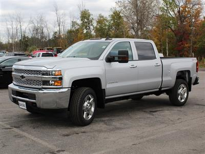 2019 Silverado 2500 Crew Cab 4x4,  Pickup #19C57T - photo 3