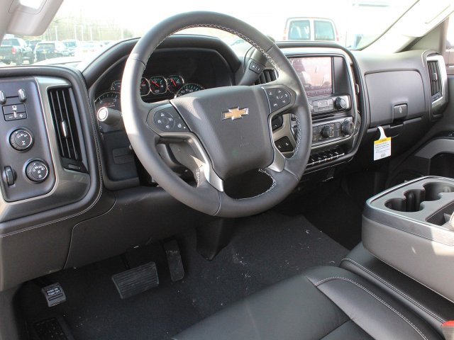 2019 Silverado 2500 Crew Cab 4x4,  Pickup #19C65T - photo 21