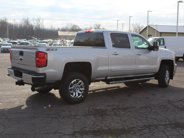 2019 Silverado 2500 Crew Cab 4x4,  Pickup #19C65T - photo 2