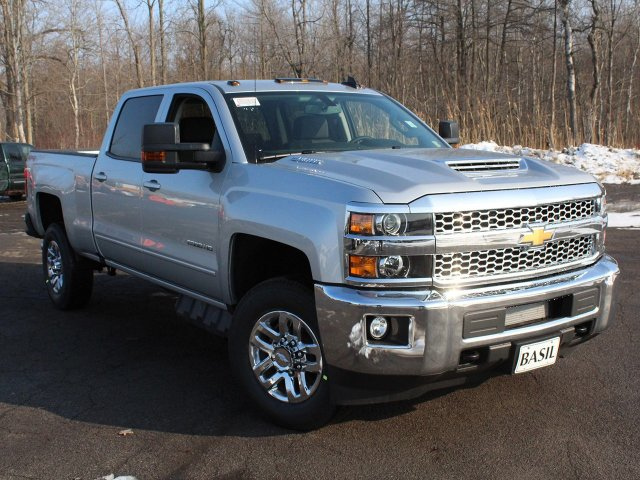 2019 Silverado 2500 Crew Cab 4x4,  Pickup #19C67T - photo 10