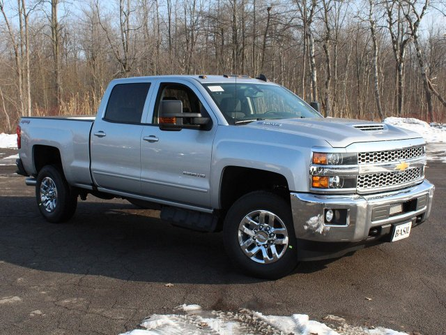 2019 Silverado 2500 Crew Cab 4x4,  Pickup #19C67T - photo 29