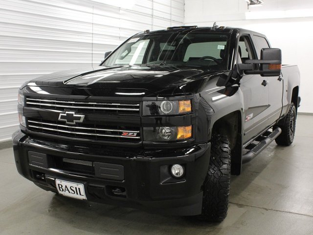 2019 Silverado 2500 Crew Cab 4x4,  Pickup #19C72T - photo 10