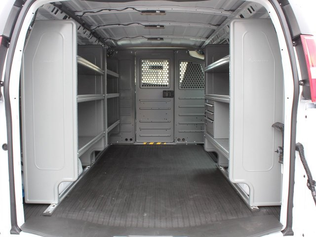 2019 Express 2500 4x2,  Upfitted Cargo Van #19C74T - photo 2
