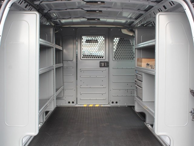 2019 Express 2500 4x2,  Upfitted Cargo Van #19C76T - photo 2
