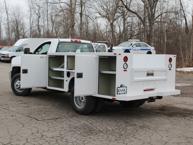 2019 Silverado 3500 Regular Cab DRW 4x4,  Knapheide Service Body #19C77T - photo 17