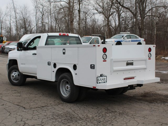 2019 Silverado 3500 Regular Cab DRW 4x4,  Knapheide Service Body #19C77T - photo 8