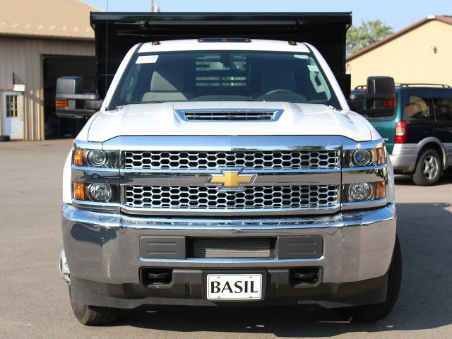 2019 Silverado 3500 Regular Cab DRW 4x4,  Air-Flo Dump Body #19C7T - photo 5