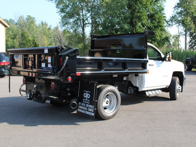 2019 Silverado 3500 Regular Cab DRW 4x4,  Air-Flo Dump Body #19C7T - photo 2