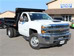2019 Silverado 3500 Regular Cab DRW 4x4,  Air-Flo Pro-Class Dump Body #19C7T - photo 10