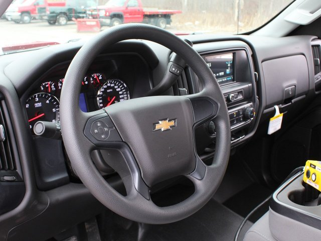 2019 Silverado 3500 Regular Cab DRW 4x4,  Air-Flo Dump Body #19C88T - photo 22