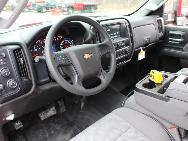 2019 Silverado 3500 Regular Cab DRW 4x4,  Air-Flo Dump Body #19C88T - photo 25