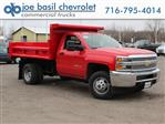2019 Silverado 3500 Regular Cab DRW 4x4,  Air-Flo Dump Body #19C88T - photo 1
