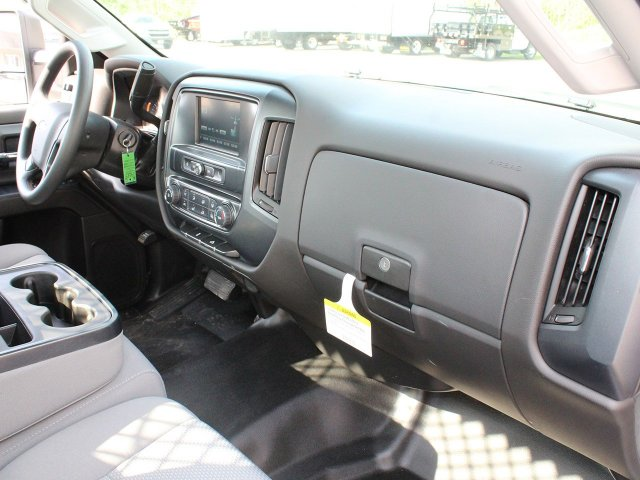 2019 Silverado 3500 Regular Cab DRW 4x2,  Knapheide Stake Bed #19C8T - photo 28