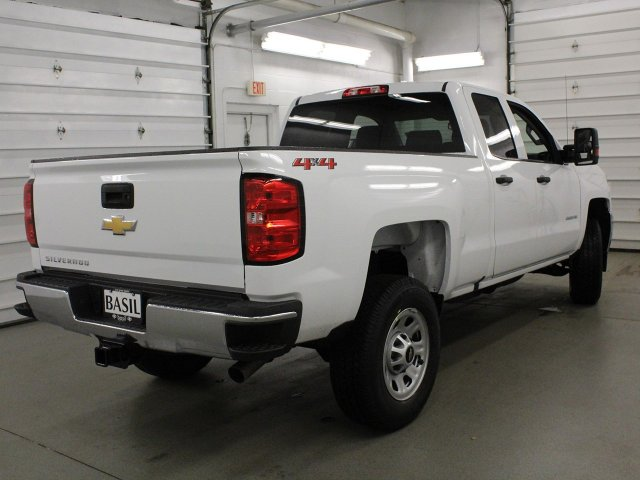 2019 Silverado 2500 Double Cab 4x4,  Pickup #19C94T - photo 2