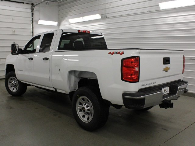 2019 Silverado 2500 Double Cab 4x4,  Pickup #19C94T - photo 5