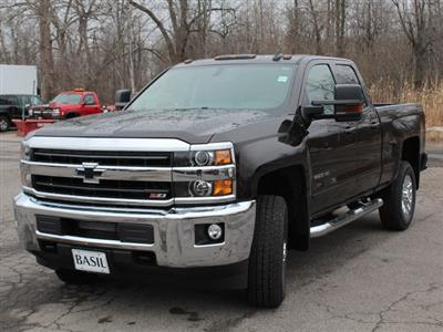 2019 Silverado 2500 Double Cab 4x4,  Pickup #19C98T - photo 9